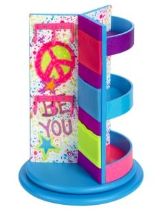 Justice School Supplies   Graffiti Jewelry Spinner   Girls New Arrivals Features   Shop Justice