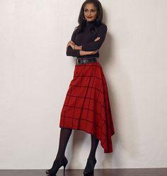 Vogue 8956 #fallintofashion14 #mccallpatterncompany