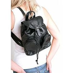 Mini Backpacks - A purse without the shoulder strain - how convenient!