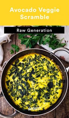 And not even one is toast. #greatist https://greatist.com/eat/avocado-recipes-by-raw-generation