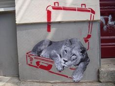 Street Art @ Sonnenburger Straße, Berlin
