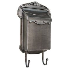 Order Special Lite Victoria Vertical Wall Mount Mailbox from Prime Mailboxes. Get this brand new product from Special Lite Products. Wall Mount Mailbox, Mounted Mailbox, Wooden Mailbox, Antique Mailbox, Residential Mailboxes, Large Envelope, Post Box, Scroll Design, Houses
