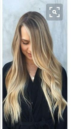 Perfect amount of ombre and the highlights give it a natural look. Definitely doing this in the spring!