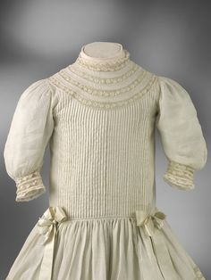 Boy's dress | V&A Search the Collections