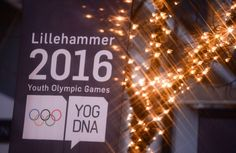 The town of Lillehammer is getting ready for the Winter Youth Olympic Games 2016.