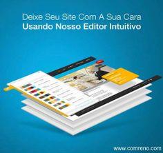 Crie Um Site Incrível em: www.comreno.com