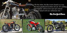 Ryca CS-1 Cafe Racer Kit - Ryca Motors Online Store