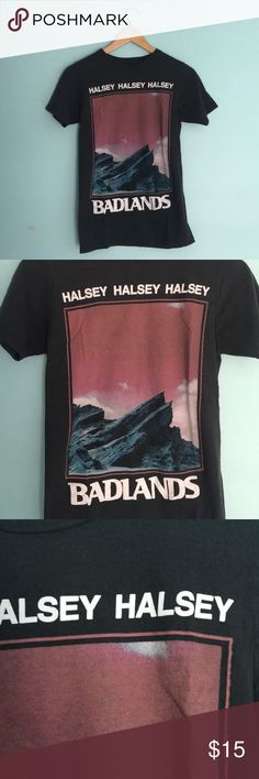 f756f9c1bd2b9e Halsey Badlands Tee Halsey Tshirt from her official webstore