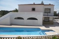 Moraira Villa with pool