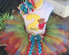 Tan asequible Peppa Pig cumpleaños traje por BooBooKittyBirthdays