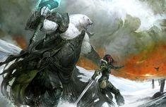 Norn and Kodan