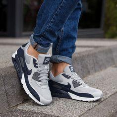 best cheap b9123 47e1e Buty NIKE AIR MAX 90 ESSENTIAL Nike Running Shorts, Nike Fashion, Fashion  Trends,