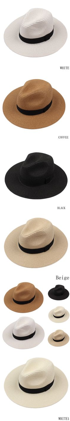 Products Selling New Cute Trend Personality Magic Excellent Men`s Sun   Hats Casual Vogue Summer Straw
