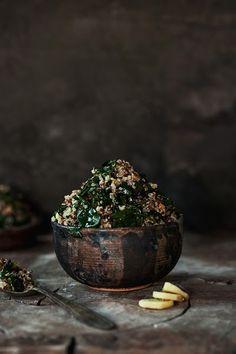 Big Bowl of Quinoa