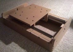 Build Thread FreeRider's Table Top MDF Machine