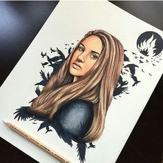 Divergent art draw lover and fan image thinking articles – tanimasorkar Divergent Tris, Divergent Fan Art, Divergent Jokes, Tris E Quatro, Divergent Drawings, Tris Prior, Fan Image, All The Bright Places, Theo James