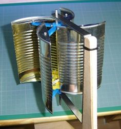Adaptive Vertical Axis Wind Turbine