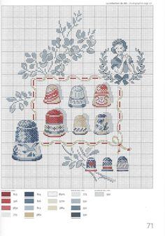 Veronique Enginger ''Mon atelier au fil des saisons à broder au point de croix''