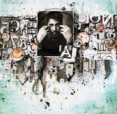 Olya Kravets, layout, 7 dots studio, cotton candy, al pachino