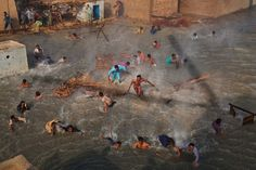 To Pakistan, terrorists seem a more formidable enemy than rising temperatures and sea levels. But what happens when climate change upends Karachi, the country's economic…