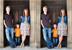 Family Photo Posing Ideas {Three to Eight People} | I Heart Faces