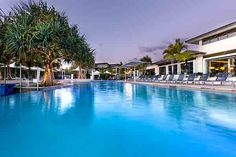 5-star RACV Noosa Resort is close to restaurants, cafes, bars, & beaches. It offers stylish accommodation surrounded by a conservation sanctuary.
