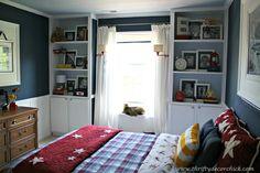 caleb's room