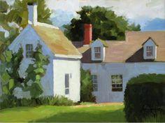 """Sunny Afternoon in Wellfleet"" by Paul Schulenburg"