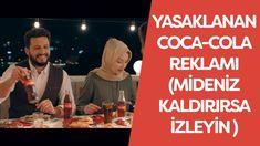 YASAKLANAN COCA-COLA REKLAMI (MİDENİZ KALDIRIRSA İZLEYİN) - Onur Kaplan - YouTube Coca Cola, Youtube, Coke, Youtubers, Cola, Youtube Movies