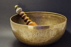 Cleanse and Purify Your Life and Your Space with a Singing Bowl