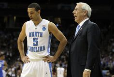 North Carolina Tar Heels Basketball | , NJ - MARCH 27: Kendall Marshall #5 of the North Carolina Tar Heels ...