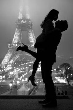 Amor em Paris...