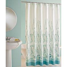 Jcp Bacova La Mer Shower Curtain