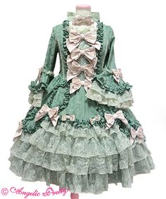 ポンパドゥールDress Angelic Pretty