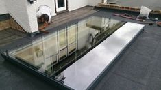 Est Specialists in frameless roof lantern rooflights. Rooflights for flat and pitched roof applications. Roof Lantern, Roof Light, Skylight, Lanterns, Contemporary, Website, Dormer House, Lamps, Lantern