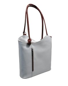 Product Name Giulia Genuine Leather Transforming Tote Made in Italy