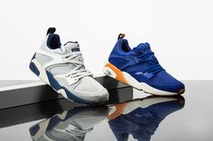 "PUMA 2015 Summer Blaze of Glory ""NYY NYK"" Pack"