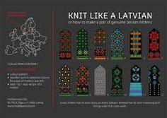 latvian mittens - Google-søk