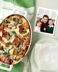Christmas Morning Breakfast Bake - Martha Stewart Recipes