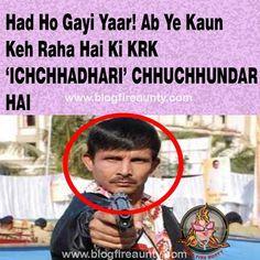 Ab Yeh Kaun Bola Bhai???