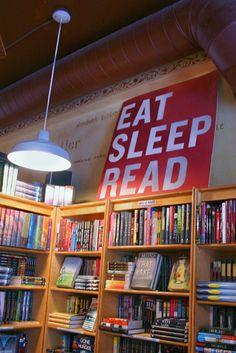 teachingliteracy:    Watchung Booksellers in Montclair     byjohnleesandiego