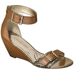 Sam & Libby Brown Sandal
