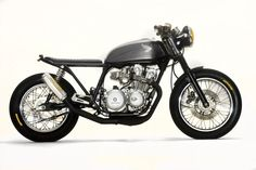 1980 Honda CB750 Neck Tat