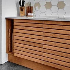 Woodworking Techniques, Diy Wood Projects, Kitchen Design, Sweet Home, New Homes, Bathroom, Storage, House, Furniture