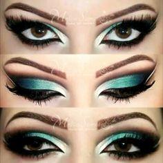 .@makeupbymels | My work *.* MUA Melissa SAmways #anastasiabeverlyhills #anastasiabrows #vega... | Webstagram