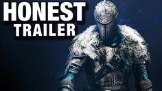 An Honest Video Game Trailer for 'Dark Souls'