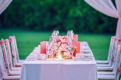 Banyan Tree Sanya – Banquet Setup