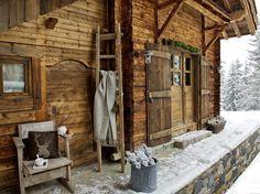 *Дизайн и декор* - Миниатюрный домик в Куршевеле