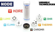 Variable Technologies introduce Chroma, the latest sensor for reading and matching colors.