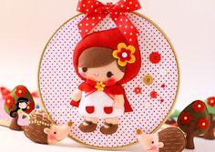 Hey Girl!: ♥ Comic Rack: Little Red Riding Hood